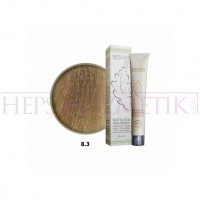 Natulika Organic Saç Boyası 8.3 Açık Altın Kumral 60 Ml