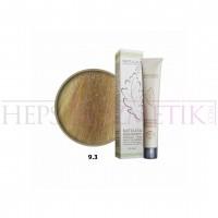 Natulika Organic Saç Boyası 9.3 Açık Altın Kahve 60 Ml