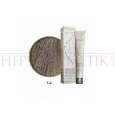 Natulika Organic Saç Boyası Boyası 7.2 50ml