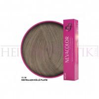 Nevacolor Premium Saç Boyası 11.10 Ekstra Açık Küllü Platin 50 Ml