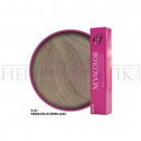 Nevacolor Premium Saç Boyası 12.01 Yoğun Küllü Süper Açıcı 50 Ml