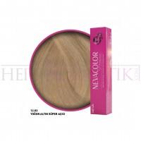 Nevacolor Premium Saç Boyası 12.03 Yoğun Altın Süper Açıcı 50 Ml