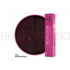 Nevacolor Premium Saç Boyası 55.46 Büyüleyici Kızıl 50 Ml