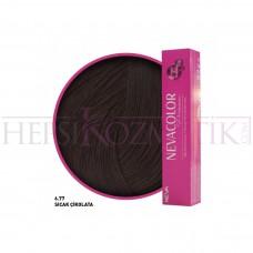 Nevacolor Premium Saç Boyası 6.77 Sıcak Çikolata 50 Ml