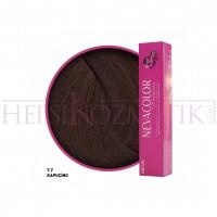 Nevacolor Premium Saç Boyası 7.7 Kapuçino 50 Ml