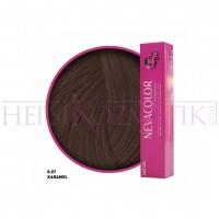 Nevacolor Premium Saç Boyası 8.07 Karamel 50 Ml