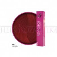 Nevacolor Premium Saç Boyası 8.66 Nar Kızılı 50 Ml