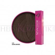 Nevacolor Premium Saç Boyası 9.07 Kahve Köpüğü 50 Ml