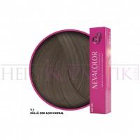 Nevacolor Premium Saç Boyası 9.1 50Ml