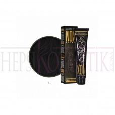 Nox Unique Saç Boyası 1 Siyah 60 Ml