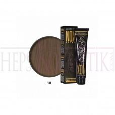 Nox Unique Saç Boyası 10 Açık Sarı 60 Ml