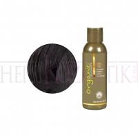 Organic Bitkisel Saç Boyası 1 Siyah 150 Ml