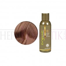 Organic Bitkisel Saç Boyası 10 AH Ekstra Açık Kül Sarı 150 Ml