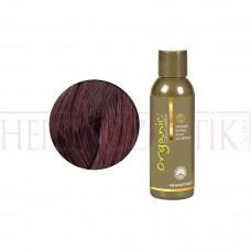 Organic Bitkisel Saç Boyası 4 FR 150ML