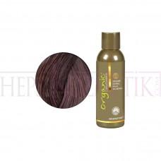 Organic Bitkisel Saç Boyası 4 MO Orta Brezilya Kahve 150 Ml