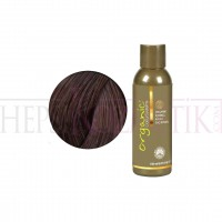 Organic Bitkisel Saç Boyası 5 Açık Kahve 150 Ml