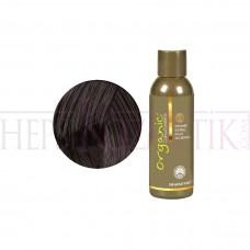 Organic Bitkisel Saç Boyası 5 AH Açık Kül Kahve 150 Ml
