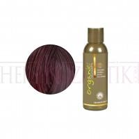 Organic Bitkisel Saç Boyası 5 MH Açık Maun Kahve 150 Ml
