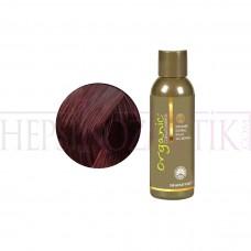 Organic Bitkisel Saç Boyası 5 RC Koyu Bakır Kırmızı 150 ml