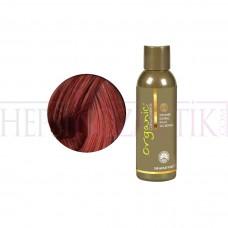 Organic Bitkisel Saç Boyası 6 BC Koyu Parlak Bakır 150 Ml