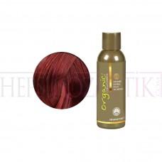 Organic Bitkisel Saç Boyası 6 RC Orta Bakır Kırmızı 150 ml