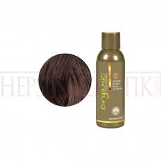 Organic Bitkisel Saç Boyası 7 AH Orta Kül Sarı 150 Ml