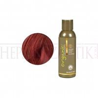 Organic Bitkisel Saç Boyası 7 BC Orta Parlak Bakır 150 Ml