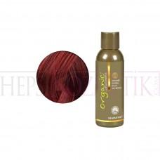 Organic Bitkisel Saç Boyası 7 CR Orta Bakır Sarı 150 Ml