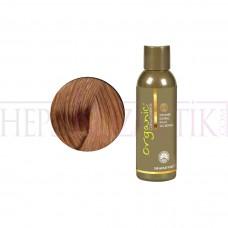 Organic Bitkisel Saç Boyası 8 Açık Sarı 150 Ml