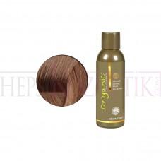 Organic Bitkisel Saç Boyası 8 AH Açık Kül Sarı 150 Ml