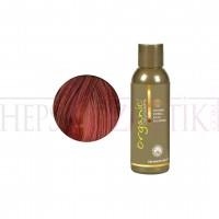 Organic Bitkisel Saç Boyası 8 CR Açık Bakır Sarı 150 Ml sarı