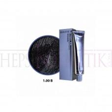 Selective Saç Boyası 1.00b Mavi Siyah 60 Ml