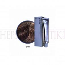 Selective Saç Boyası 5.03 Açık Dore Kahve 60 Ml