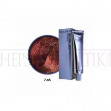 Selective Saç Boyası 7.45 Dore Bakır Sarı 60 Ml