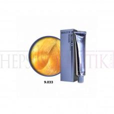 Selective Saç Boyası 9.033 Yoğun Çok Açık Dore Sarı  60 Ml