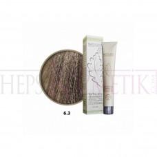 Natulika Organic Saç Boyası 6.3 Koyu Altın Kumral 60 Ml