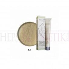 Seven Pigments(Natulika) Organic Saç Boyası 8.0 Açık Kumral 60 Ml