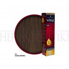 Vital Saç Boyası 8.4 Kahve Köpüğü 60 Ml