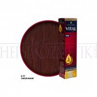 Vital Saç Boyası 8.77 Tarçın Bakır 60 Ml