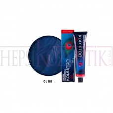 K.Perfect Saç Boyası 0/88 Mavi 60 Ml