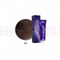 Wella Koleston Saç Boyası 8.0 Açık Kumral 50 Ml