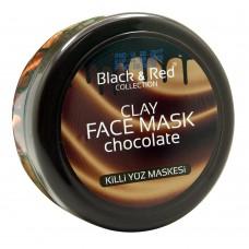 Black-Red Kil Maske Çikolata 400 Gr