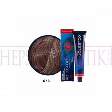 Koleston Perfect Saç Boyası 6/3 Koyu Kumral Dore  60ml