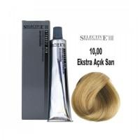 Selective Saç Boyası 10.00 Ekstra Açık Sarı 60 Ml