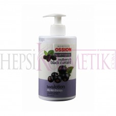 Ossıon Hand&Body Lotıon Mulberry Black Currant 500 Ml