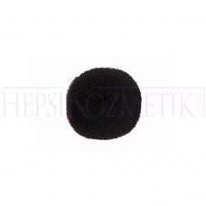Topuz Süngeri No:2 Siyah