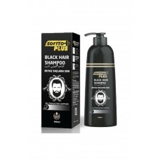 Softto Plus Black Hair Shampoo Siyahlaştırıcı 350 Ml