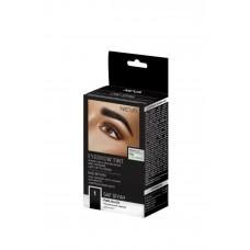 Neva Eyebrow Tint Vegan Kaş Boyası Seti 1 Saf Siyah