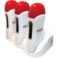 Waxess Tria Üçlü Kartuş Ağda Makinesi ( Roll on )